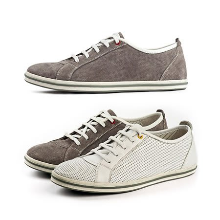 Casual Gray Shoes